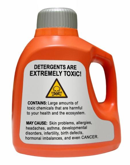 Toxic Detergents