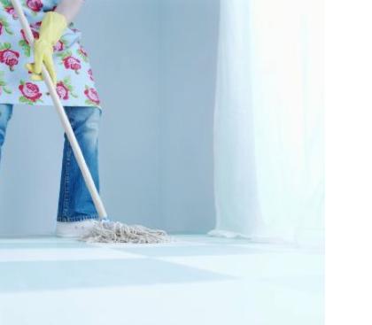 Essential Oil Linoleum Floor Cleaner