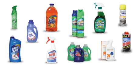 Ewg Releases A Hall Of Shame Household Cleaner Report