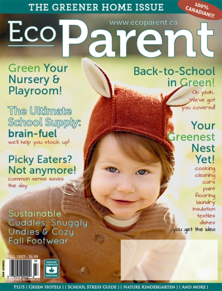 EcoParenting-cover Fall2013