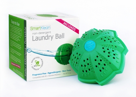 SmartKlean Laundry Ball 2014