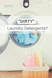 Do you have Dirty Laundry Detergents